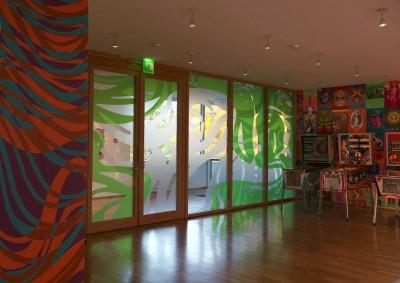 Sondertonfolien Aufglas/Hinterglas  //  Museum der Phantasie // Art: K.L.Theinert