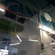 Plott'z Milchglasdesign // Pons Stuttgart // xiaworks