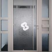 Sichtschutz/Glasdekor